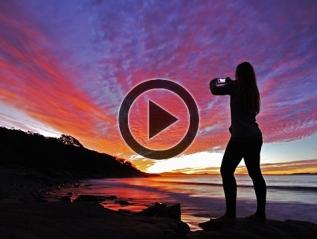Adventure travel filmmaking –Australia