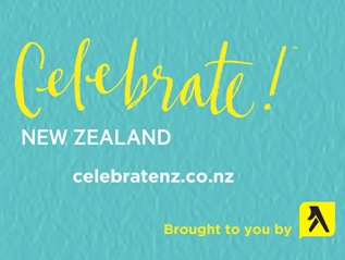 Yellow – celebrate