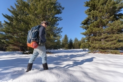 Hiking with the Northstar XT tent
