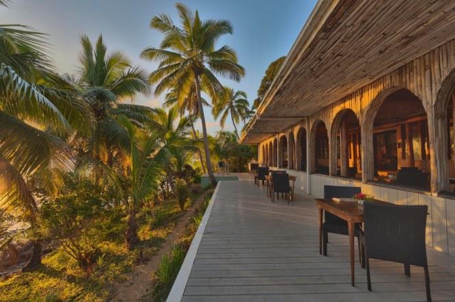 Terrace, panoramic ocean views